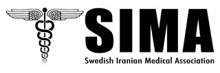 Swedish Iranian Medical Association Logotyp